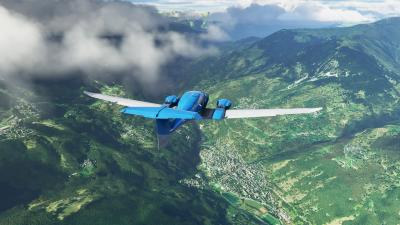 Microsoft Flight Simulator Wallpaper 72752