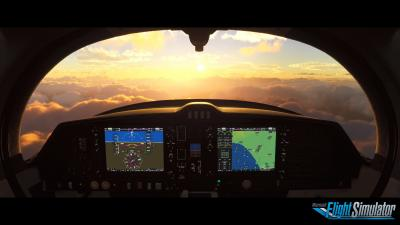 Microsoft Flight Simulator Wide Wallpaper 72751