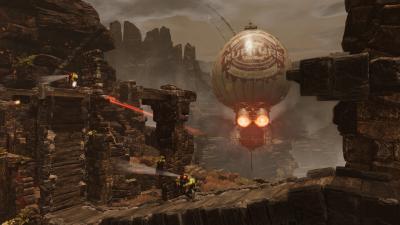 Oddworld Soulstorm Desktop Wallpaper 73986