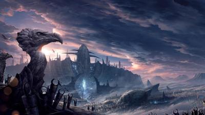 Oddworld Soulstorm Game Background Wallpaper 73994