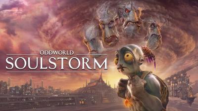 Oddworld Soulstorm Game HD Wallpaper 73987