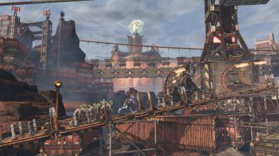 Oddworld Soulstorm Game Wallpaper 73985