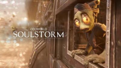 Oddworld Soulstorm Game Wallpaper 73999