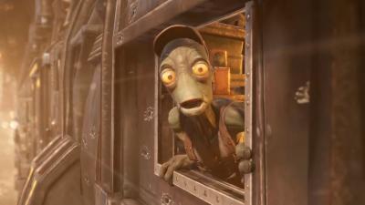 Oddworld Soulstorm Screenshot Wallpaper 73992