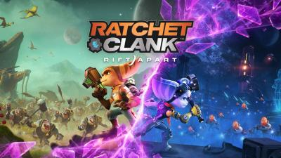Ratchet and Clank Rift Apart Background Wallpaper 74586
