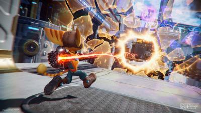 Ratchet and Clank Rift Apart Background Wallpaper 74589