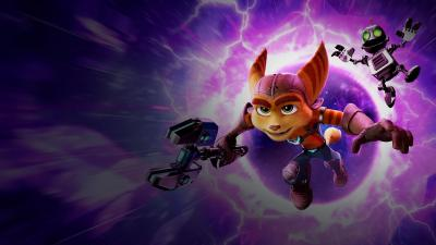 Ratchet and Clank Rift Apart Wide Wallpaper 74585