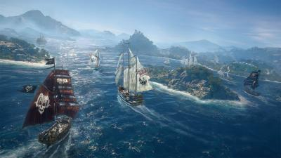 Skull and Bones Game Pictures Wallpaper 73964