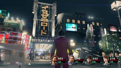 Yakuza Like a Dragon Gameplay Wallpaper 74266
