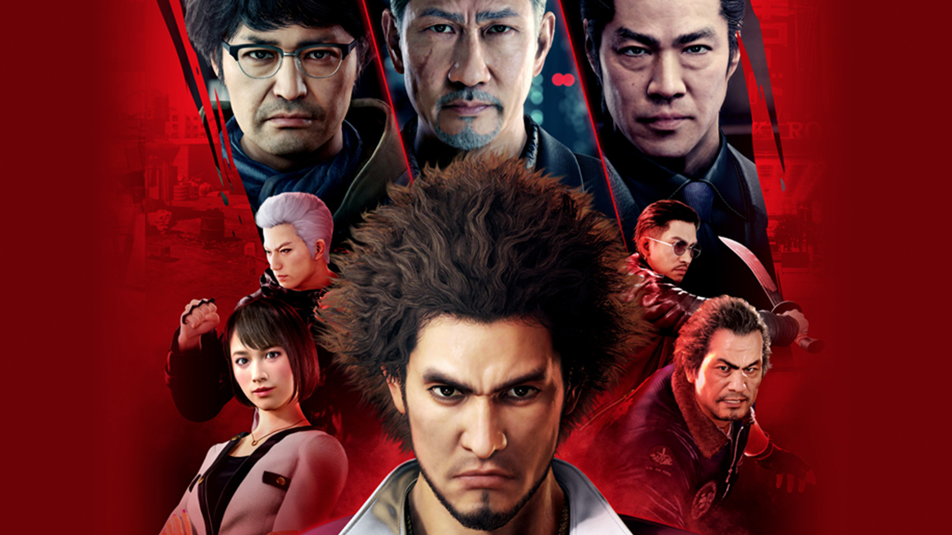 yakuza like a dragon wallpaper 74264