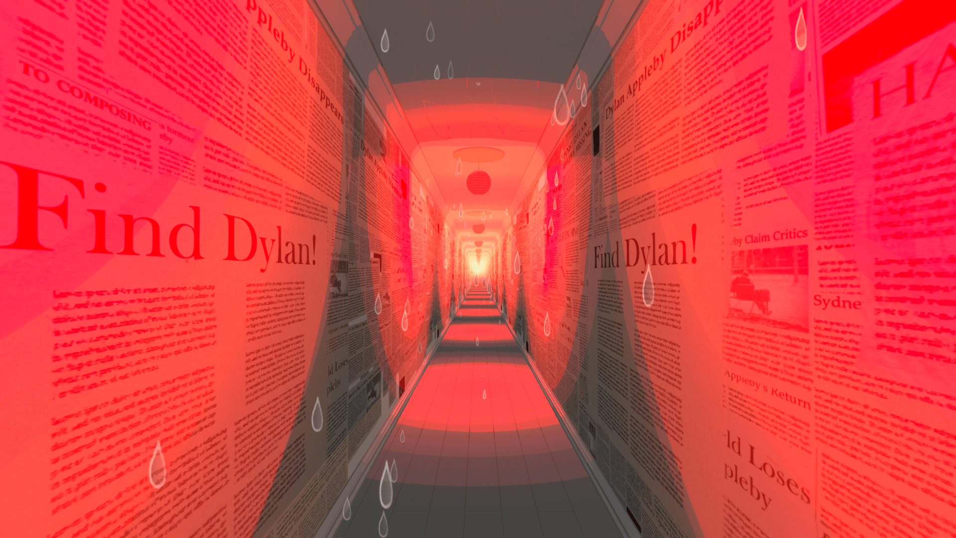 before i forget game hallway wallpaper 74298