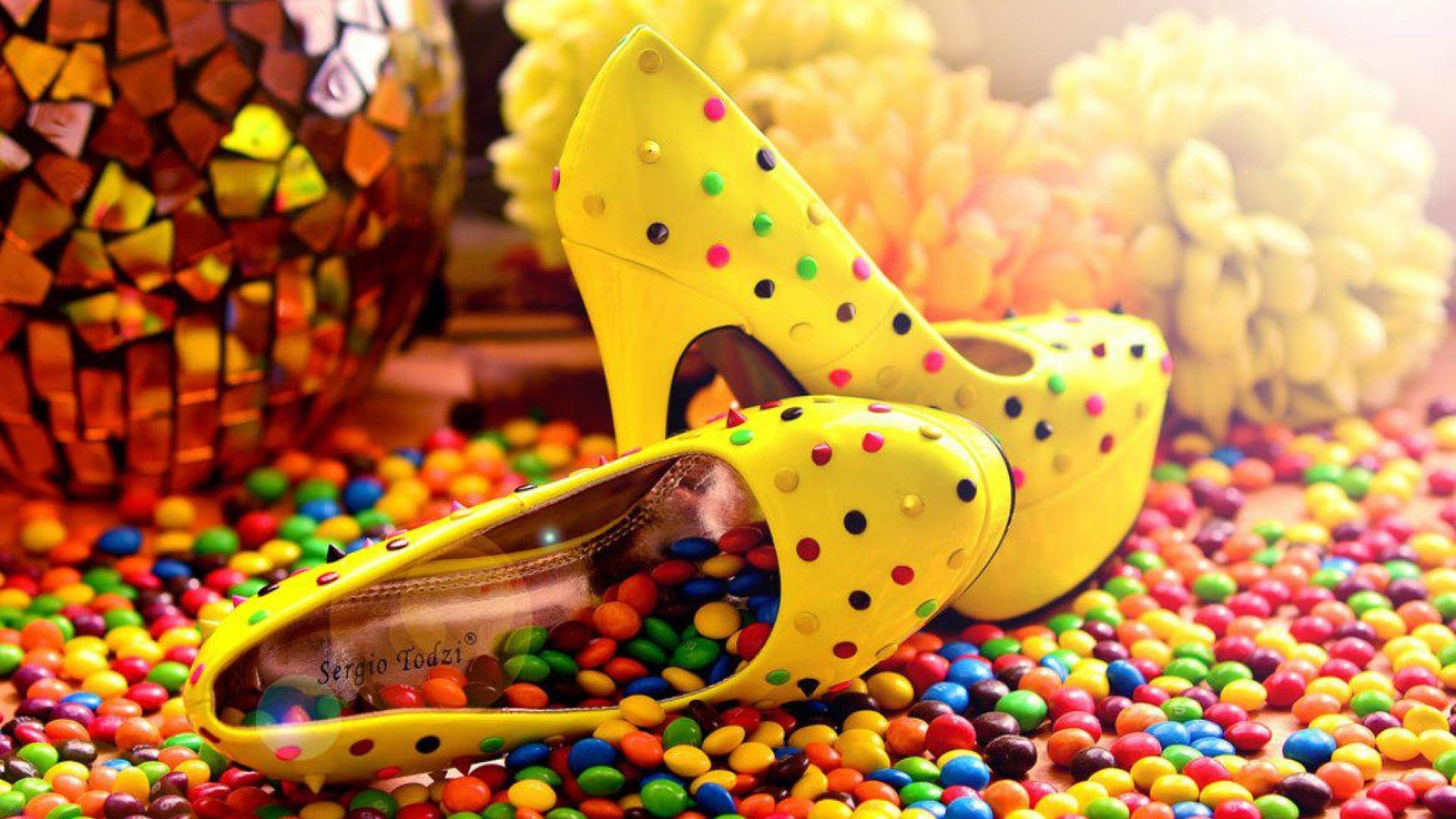 colorful candy wallpaper 74665