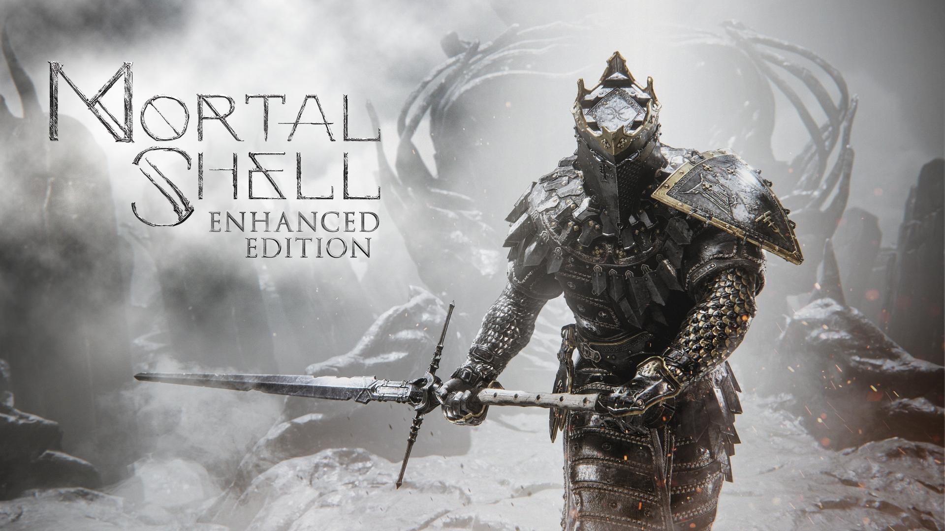 mortal shell enhanced edition hd wallpaper 74285
