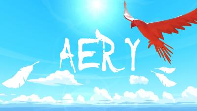 Aery Little Bird Adventure Game Wallpaper 73453