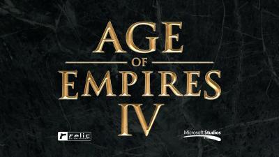 Age of Empires IV Logo Wallpaper 75538