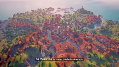 Fortnite Chapter 2 Season 6 Primal Map Wallpaper 73847