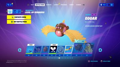 Fortnite Eggar Wallpaper 73864