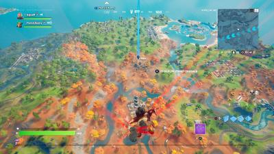 Fortnite Primal Map Wallpaper 73866