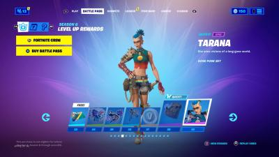 Fortnite Tarana Wallpaper 73856