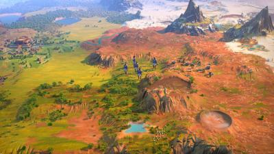 Humankind Game Map Wallpaper 75551