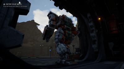 MechWarrior 5 Mercenaries Background Wallpaper 75222