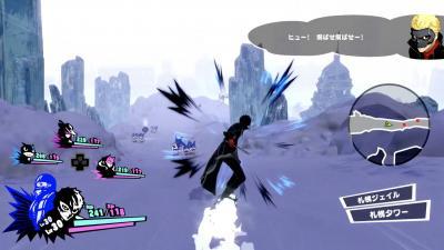 Persona 5 Strikers Background Wallpaper 73110
