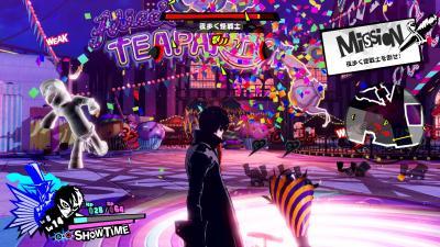 Persona 5 Strikers PS5 Wallpaper 73109