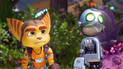 Ratchet and Clank Rift Apart Game Wallpaper 74598