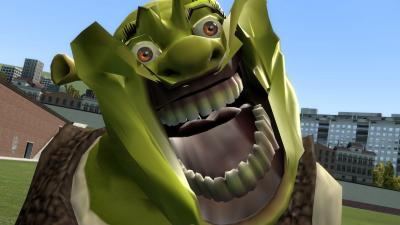Shrek Meme Funny Wallpaper 74150