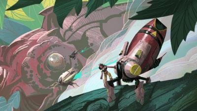 Stonefly PS5 Wallpaper 74699