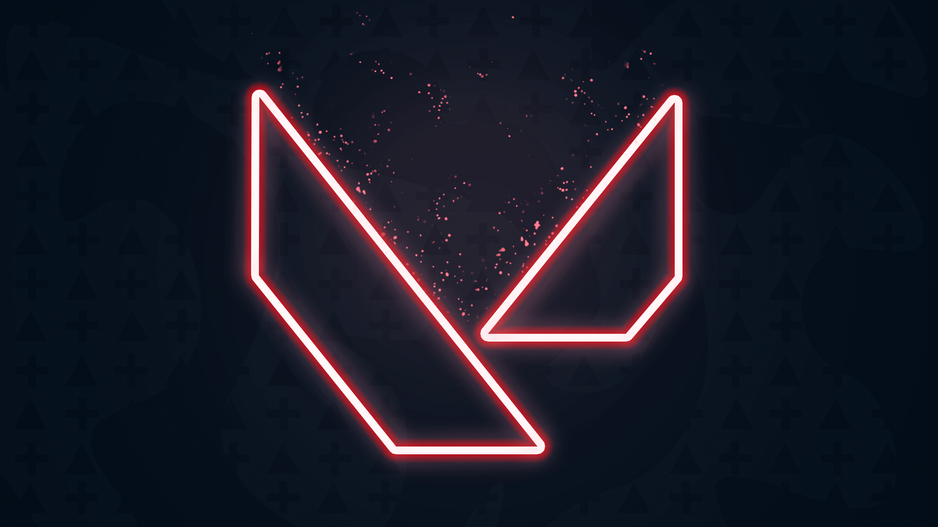 valorant logo wallpaper 74472
