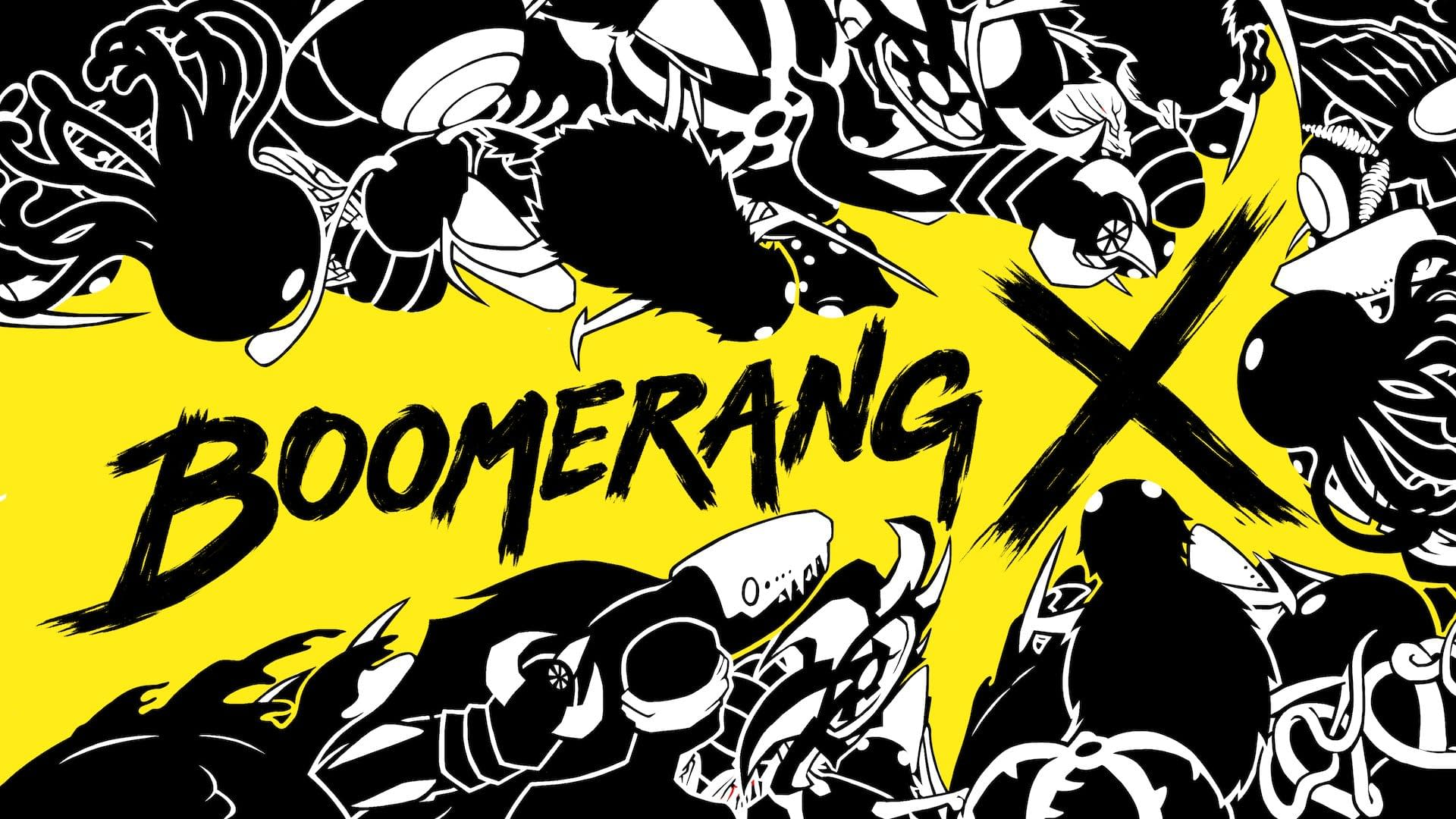 boomerang x logo wallpaper 75093