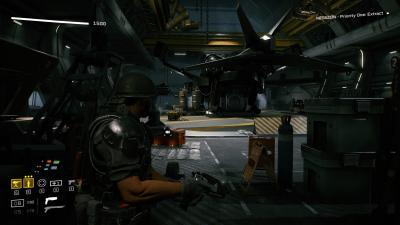 Aliens Fireteam Elite Background Wallpaper 75598