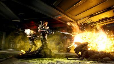Aliens Fireteam Elite Computer Wallpaper 75610