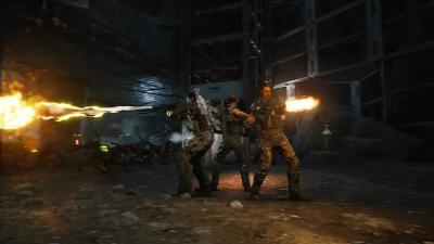 Aliens Fireteam Elite Game Wallpaper 75604