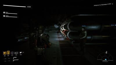 Aliens Fireteam Elite Wallpaper 75597