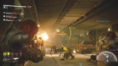 Aliens Fireteam Elite Wallpaper 75606