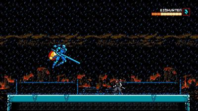 Cyber Shadow Game Wallpaper 73043