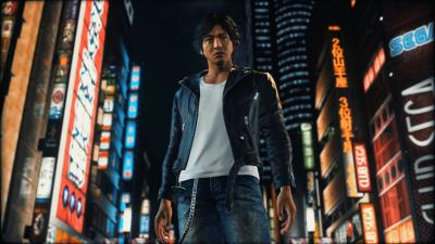 Judgment Game HD Wallpaper 74313
