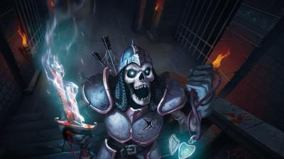 Skeletal Avenger Game Wallpaper 75920