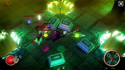 Skeletal Avenger Gameplay Wallpaper 75922
