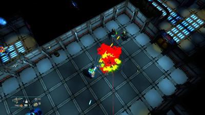 Space Revenge Video Game Wallpaper 75914