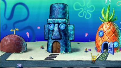 Spongebob Bikini Bottom Wallpaper 74316