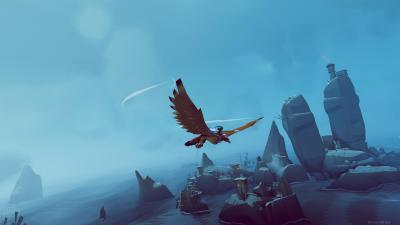 The Falconeer Warrior Edition Game Wallpaper 75508