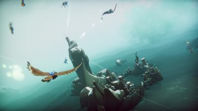The Falconeer Warrior Edition Screenshot Wallpaper 75501